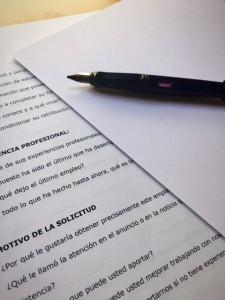 El análisis escritural para la prueba el grafólogo laboral