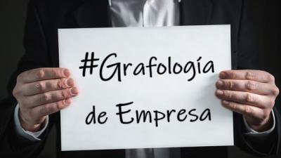 GRAFOLOGÍA DE EMPRESA SELECCIÓN DE PERSONAL